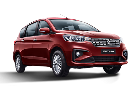 Rent Maruti Suzuki Ertiga In Goa