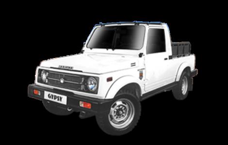 Maruti Suzuki Jeepsy